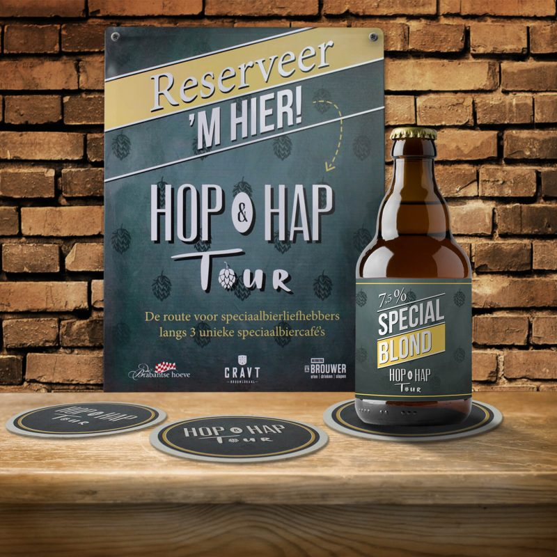 HopenHap-montage